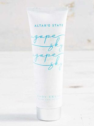 Agape Sky Body Cream - A'Beautiful Soul