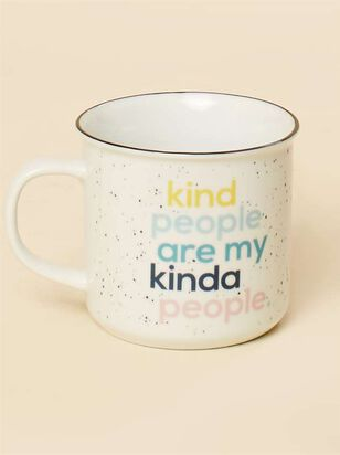 Kind People Mug - A'Beautiful Soul