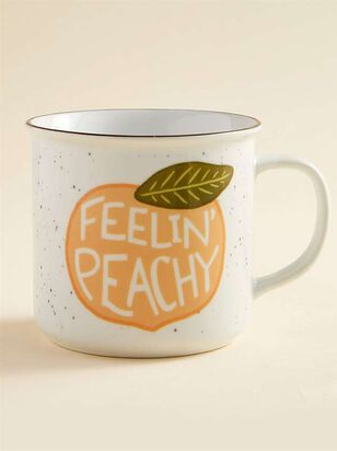 Feelin' Peachy Mug - A'Beautiful Soul