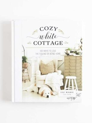 Cozy White Cottage - A'Beautiful Soul