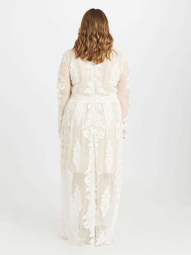 Norrie Maxi Dress Detail 4 - A'Beautiful Soul