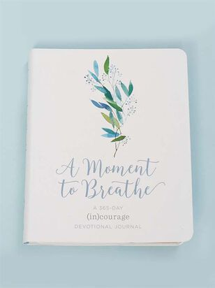 A Moment To Breathe 365 Day Journal - A'Beautiful Soul
