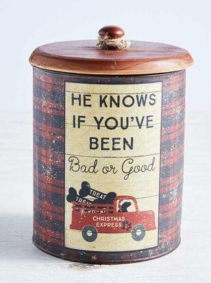 Good or Bad Treat Jar - A'Beautiful Soul