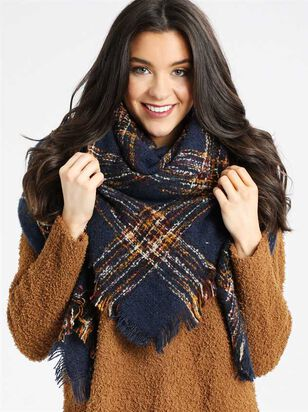 Sorrell Scarf - A'Beautiful Soul