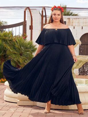 Audrianna Maxi Dress - A'Beautiful Soul