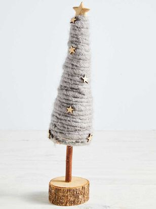 Medium Christmas Tree - Grey - A'Beautiful Soul