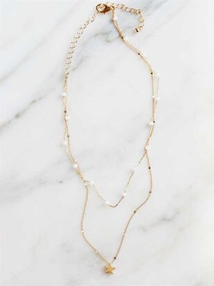 Goldenia Necklace - A'Beautiful Soul