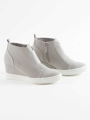 Laverne Wedge Sneakers - A'Beautiful Soul