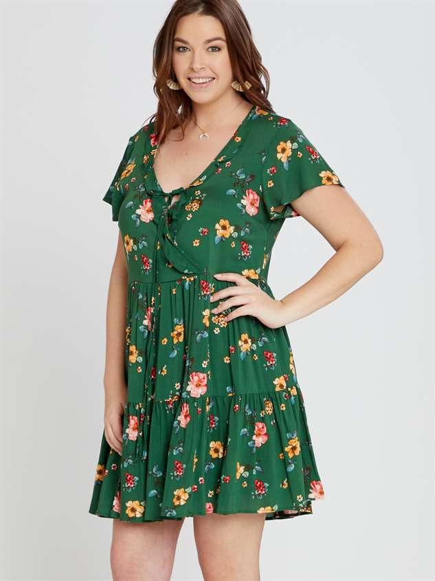 Janey Dress Detail 2 - A'Beautiful Soul