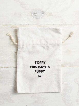 Isn't a Puppy Gift Bag - A'Beautiful Soul