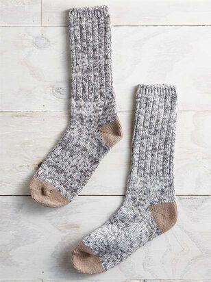 World's Softest Ragg Crew Sock - A'Beautiful Soul