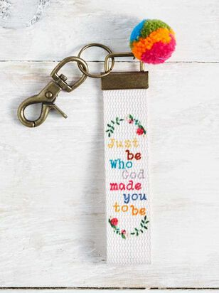 God Made You to Be Keychain - A'Beautiful Soul