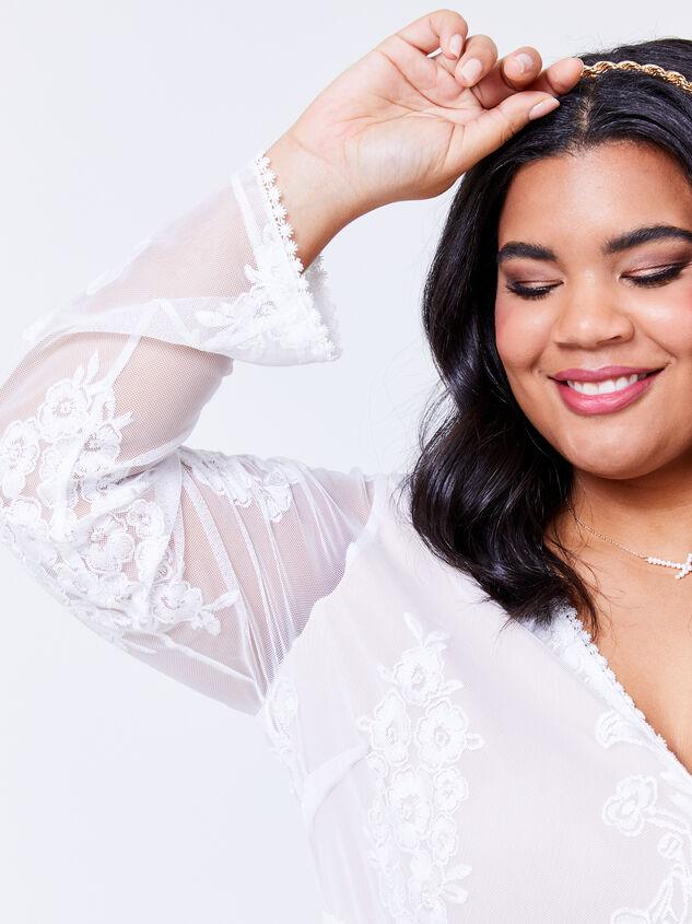 Norrie Maxi Dress Detail 5 - A'Beautiful Soul