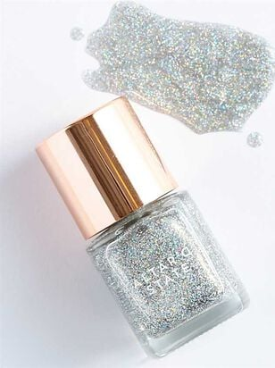 Silver Glitter Nail Polish - A'Beautiful Soul