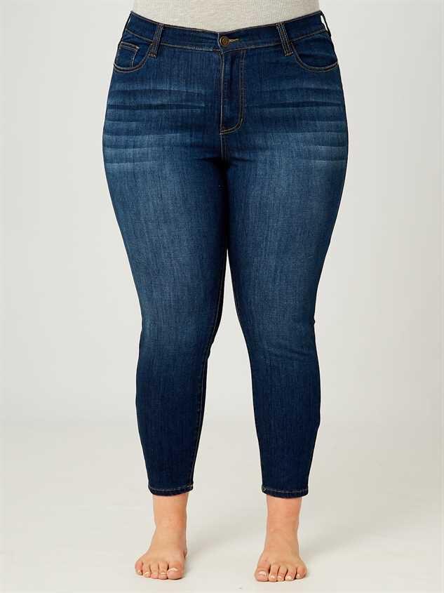 Kaiser Curvy Jeans Detail 3 - A'Beautiful Soul