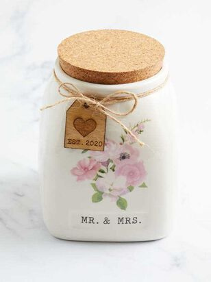 Mr. & Mrs. 2020 Blessing Jar - A'Beautiful Soul