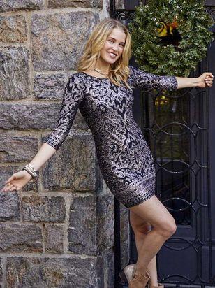 Castellar Dress - A'Beautiful Soul