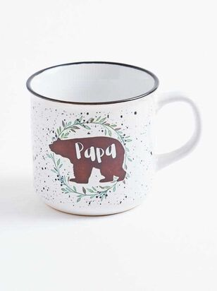 Papa Bear Camp Mug - A'Beautiful Soul