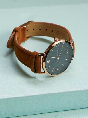 Simply Suede Watch - A'Beautiful Soul