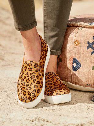 Calli Leopard Sneakers - A'Beautiful Soul