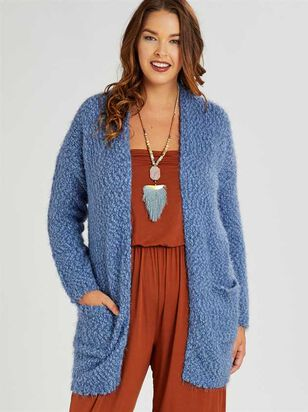 Lovely Lash Cardigan Sweater - A'Beautiful Soul