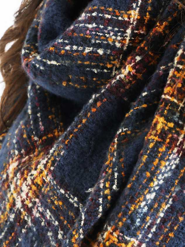 Sorrell Scarf Detail 2 - A'Beautiful Soul
