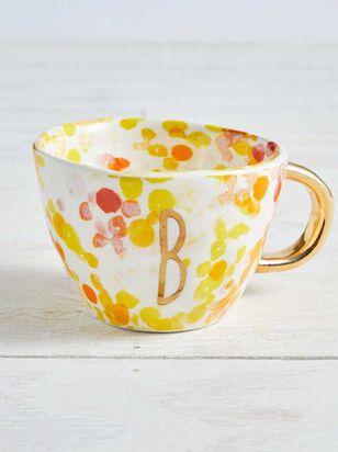 Hello Beautiful Monogram Mug - B - A'Beautiful Soul