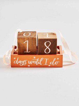 Vow'd Countdown Blocks - A'Beautiful Soul