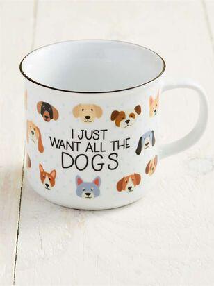 All The Dogs Mug - A'Beautiful Soul