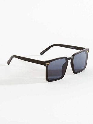 Kelsey Sunglasses - Black - A'Beautiful Soul