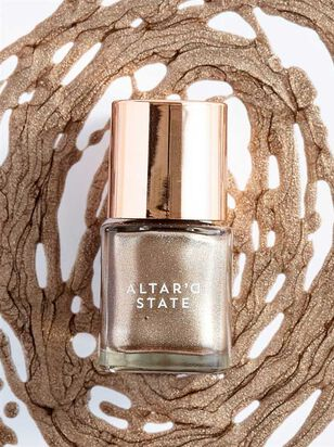Bronze Metallic Nail Polish - A'Beautiful Soul
