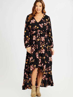 Quintessa Maxi Dress - A'Beautiful Soul