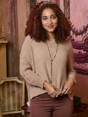 Eversoft Chenille Dolman Sweater - A'Beautiful Soul