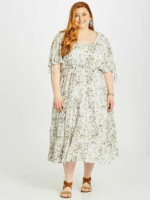 Willa Maxi Dress - A'Beautiful Soul