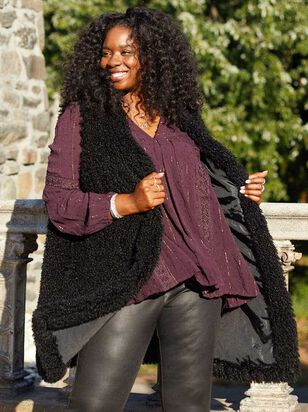Darcie Outerwear Vest - A'Beautiful Soul