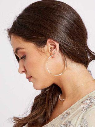 Leia Earrings - A'Beautiful Soul