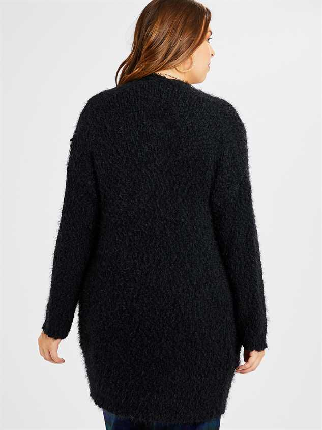 Lovely Lash Cardigan Sweater Detail 3 - A'Beautiful Soul