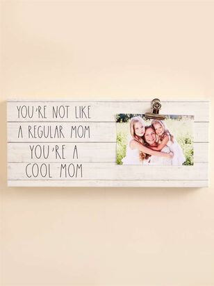Cool Mom Clip Frame - A'Beautiful Soul