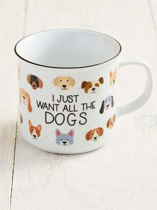 All The Dogs Mug - A'Beautiful Soul