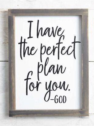 Perfect Plan Wall Art - A'Beautiful Soul