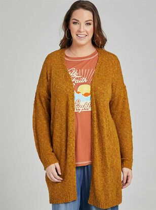 Baker Cardigan Sweater - A'Beautiful Soul