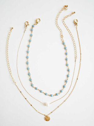 Oceana Necklace Set - A'Beautiful Soul