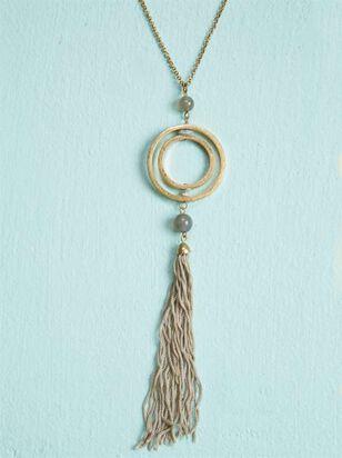 Orbital Pendant Necklace - A'Beautiful Soul