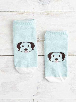 Dog Mom No-Show Socks - A'Beautiful Soul