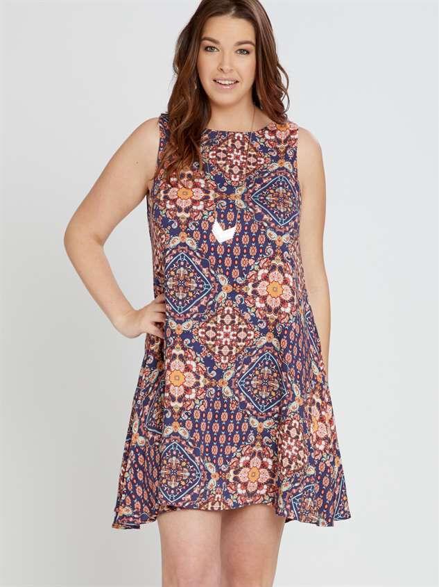 Chamara Dress Detail 2 - A'Beautiful Soul