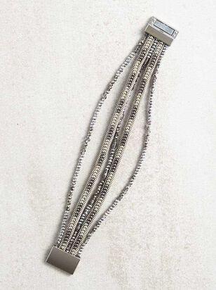 Jade Beaded Bracelet - A'Beautiful Soul