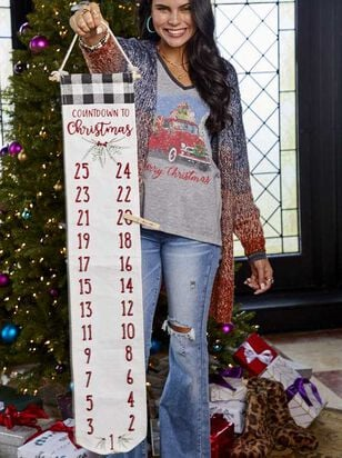 Countdown to Christmas Banner - A'Beautiful Soul