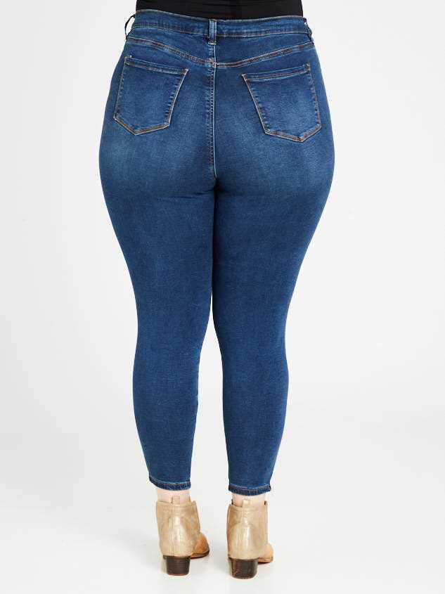 Eveleigh Jeans Detail 5 - A'Beautiful Soul