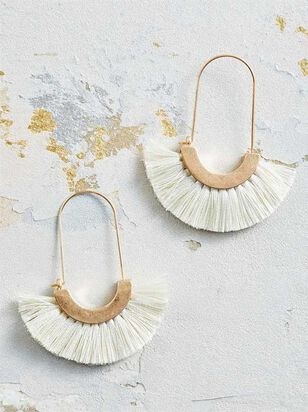 Levie Earrings - A'Beautiful Soul