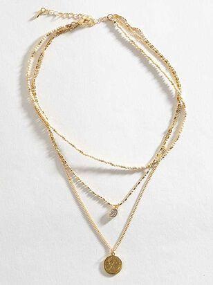 Teagan Necklace - A'Beautiful Soul